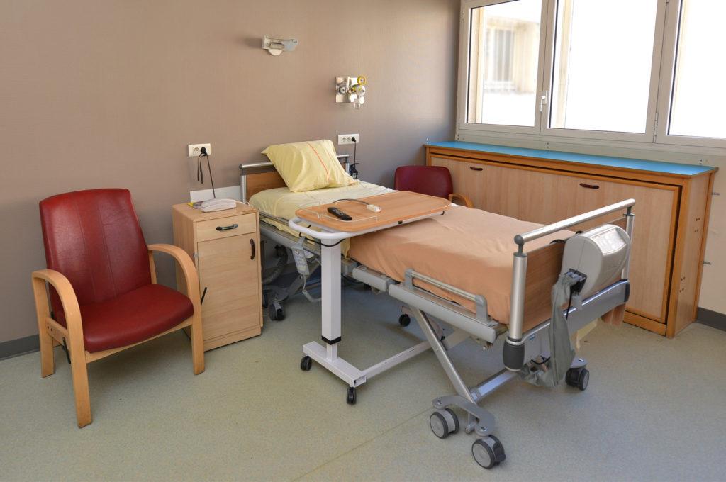 chambre 2 hôpital J Ducuing chirurgie proctologie toulouse
