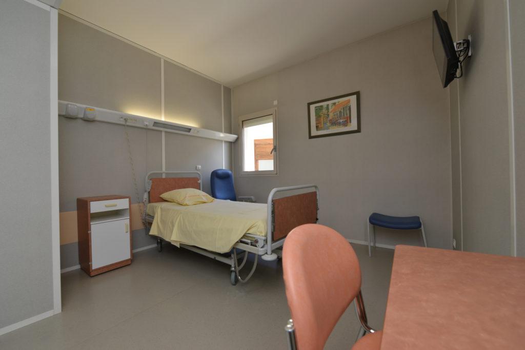 chambre hôpital J Ducuing chirurgie proctologie toulouse